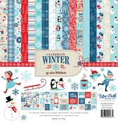Celebrate Winter Collection Kit - Echo Park