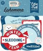 Celebrate Winter Ephemera - Echo Park
