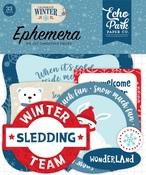 Celebrate Winter Ephemera - Echo Park