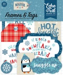 Celebrate Winter Frames & Tags - Echo Park