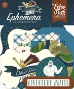 Adventure Awaits Ephemera - Echo Park