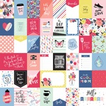 Multi Journaling Cards Paper - I Am Mom - Echo Park