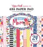 I Am Mom 6x6 Paper Pad - Echo Park
