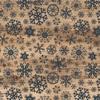 Swirling Snowflakes Paper - Let It Snow - Carta Bella