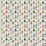 Pretty Pines Paper - Let It Snow - Carta Bella