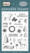 Cold Hands, Warm Heart Stamp Set - Carta Bella