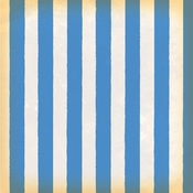 Big Top Stripe Paper - Circus - Carta Bella