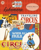 Circus Ephemera - Carta Bella