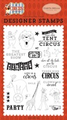 The Greatest Show Stamp Set - Carta Bella