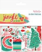 Jingle All the Way Mixed Bag - My Minds Eye