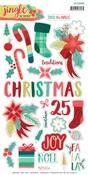 Jingle All the Way Sticker Sheet - My Minds Eye