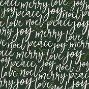 Merrily Paper - Winterberry - My Minds Eye