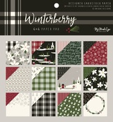 Winterberry 6×6 Paper Pad - My Minds Eye