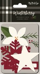 Winterberry Journal Cards - My Minds Eye