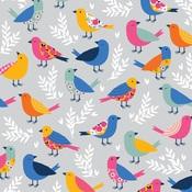 Tweet Tweet Paper - Well Hello - My Minds Eye