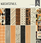 Nightfall 12 x 12 Paper Pad - Authentique - PRE ORDER