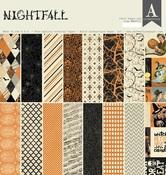 Nightfall 12 x 12 Paper Pad - Authentique