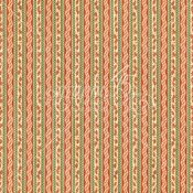 Candy Cane Ribbons Paper - Christmas Magic - Graphic 45