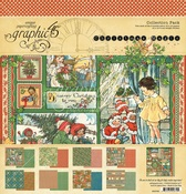 Christmas Magic 12 x 12 Collection Pack - Graphic 45