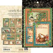 Christmas Magic Ephemera - Graphic 45