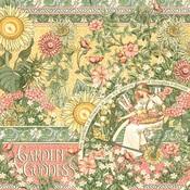 Garden Goddess Paper - Garden Goddess - Graphic 45