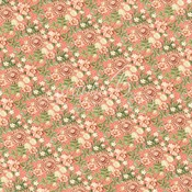 Fields Of Flowers Paper - Garden Goddess - Graphic 45