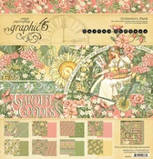 Garden Goddess 12 x 12 Collection Pack - Graphic 45 - PRE ORDER