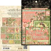 Garden Goddess Ephemera - Graphic 45