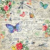 Flutter Paper - Flutter - Graphic 45 - PRE ORDER