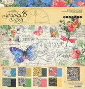 Flutter 12 x 12 Collection Pack - Graphic 45 - PRE ORDER