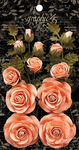 Precious Pink Rose Bouquet Collection - Graphic 45