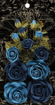 Bon Voyage & French Blue Rose Bouquet Collection - Graphic 45