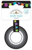 Night Lights Washi Tape - Pumpkin Party - Doodlebug