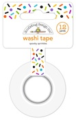 Spooky Sprinkles Washi Tape - Pumpkin Party - Doodlebug