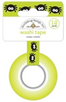 Creepy Crawlies Washi Tape - Pumpkin Party - Doodlebug
