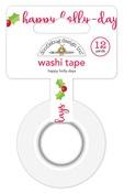 Happy Holly-Days Washi Tape - Christmas Town - Doodlebug