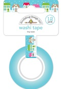 Tiny Town Washi Tape - Christmas Town - Doodlebug