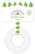 Wee Trees Washi Tape - Christmas Town - Doodlebug