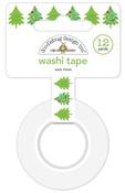 Wee Trees Washi Tape - Christmas Town - Doodlebug