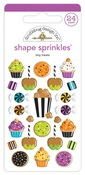 Tiny Treats Shape Sprinkles - Doodlebug