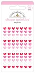 Baby Heart Shape Sprinkles - Doodlebug - PRE ORDER