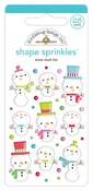 Snow Much Fun Sprinkles - Doodlebug