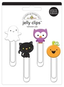 Halloween Pals Jelly Clips - Doodlebug