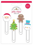 Holiday Cheer Jelly Clips - Doodlebug