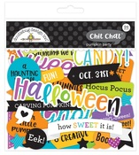 Pumpkin Party Chit Chat - Doodlebug