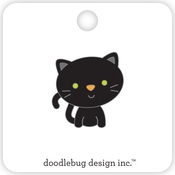Midnight Collectible Pin - Doodlebug