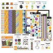Monster Mania Value Bundle - Doodlebug - PRE ORDER