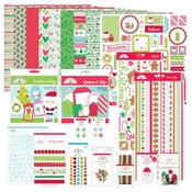 Here Comes Santa Value Bundle - Doodlebug - PRE ORDER