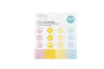 Emoji 4.5 x 4.5 Perforated Paper Pad - WeR - PRE ORDER