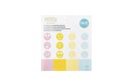 Emoji 4.5 x 4.5 Perforated Paper Pad - WeR